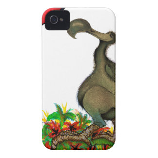 tony fernandes's love dodo iPhone 4 Case-Mate case