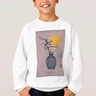tony fernandes's moon and 3 plum blossom sweatshirt