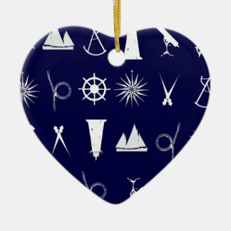 tony fernandes's nautical 1a christmas ornament