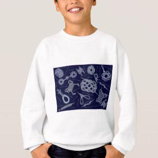 tony fernandes's nautical knots 3 sweatshirt