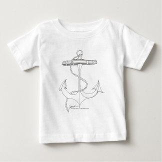 tony fernandes's new anchor 1 baby T-Shirt