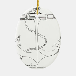 tony fernandes's new anchor 1 christmas ornament