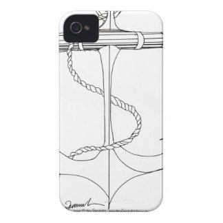 tony fernandes's new anchor 1 iPhone 4 Case-Mate case