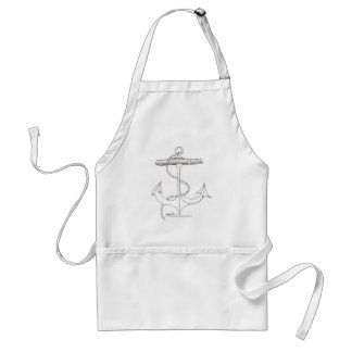 tony fernandes's new anchor 1 standard apron