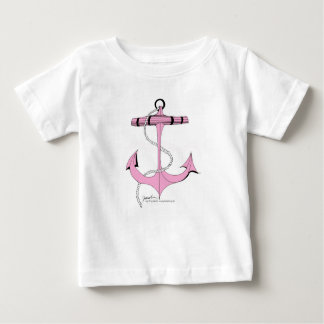tony fernandes's new anchor pink 2 baby T-Shirt
