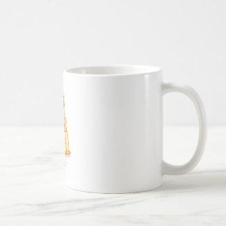 tony fernandes's orange jelly cat coffee mug