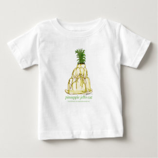 tony fernandes's pineapple jello cat baby T-Shirt
