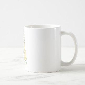 tony fernandes's pineapple jello cat coffee mug