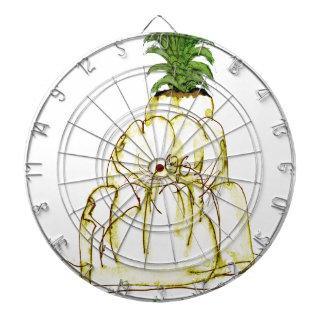 tony fernandes's pineapple jello cat dartboards