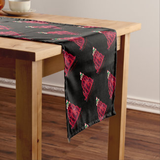 tony fernandes's scotch bonnet jello cat short table runner