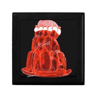 tony fernandes's strawberry jello rat gift box