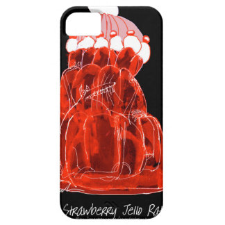 tony fernandes's strawberry jello rat iPhone 5 cover