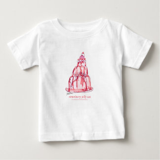 tony fernandes's strawberry jelly cat baby T-Shirt