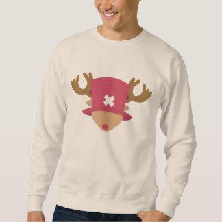 Tony Tony Chopper is Rudolf Sweatshirt