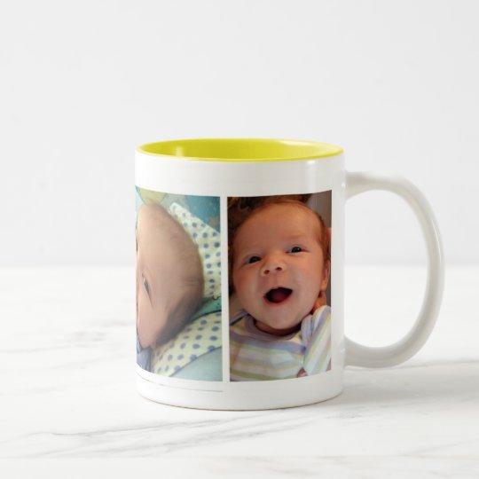 TonyMug5 Two-Tone Coffee Mug