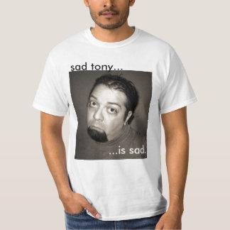TonyTown.com : Sad Tony T-Shirt