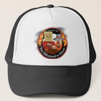 Too Ashamed to Name BBQ Ball cap
