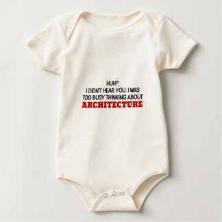Too Busy Thinking About Architecture Romper