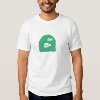Too cool! In green T shirt. Tee Shirt