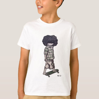 Too Cool to Skateboard T-Shirt
