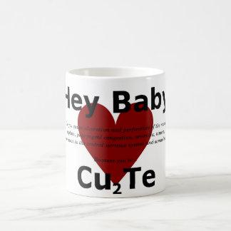 Too CuTe (Copper Telluride) Coffee Mug