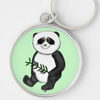 Too Cute Panda Bear Keychain