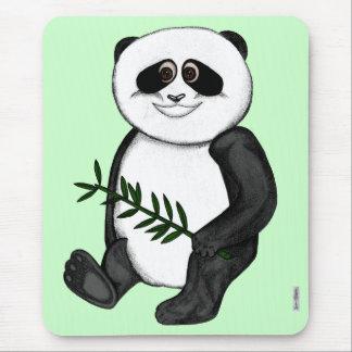 Too Cute Panda Bear Mouse Pad