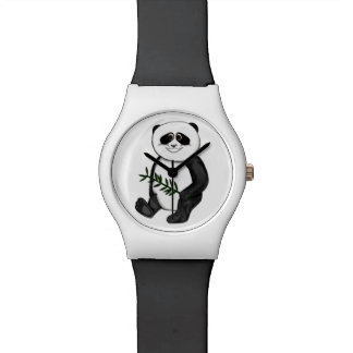 Too Cute Panda Bear Wristwatch