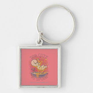 Too Cute To Spook Key Ring