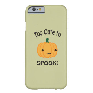 Too Cute To Spook! Little Pumpkin Barely There iPhone 6 Case