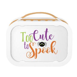 Too Cute To Spook - Yubo Lunchbox Orange