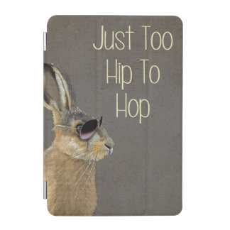 Too Hip To Hop Grey iPad Mini Cover