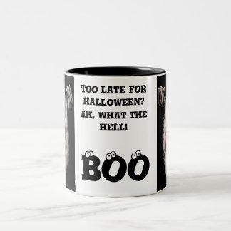 Too Late for Halloween? Coffee Mug