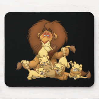 Too Many Cubs Mousepad