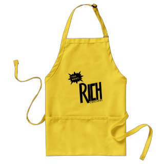 Too Many Rich Crackers Standard Apron