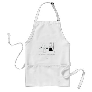 Too Much Coffee Standard Apron