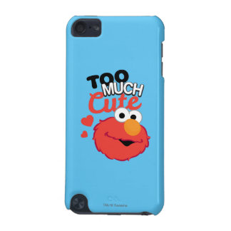 Too Much Cute Elmo iPod Touch (5th Generation) Case