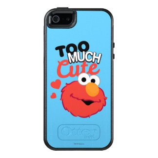 Too Much Cute Elmo OtterBox iPhone 5/5s/SE Case