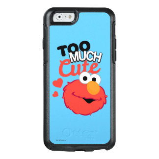 Too Much Cute Elmo OtterBox iPhone 6/6s Case