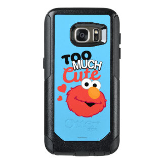 Too Much Cute Elmo OtterBox Samsung Galaxy S7 Case