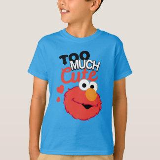 Too Much Cute Elmo T-Shirt