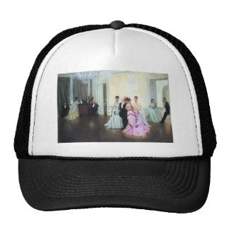 Too soon by James Tissot Trucker Hats