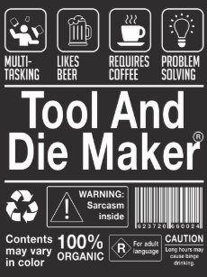 Tool Die Maker Gifts & Gift Ideas | Zazzle UK