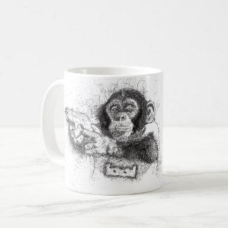 Tool Chimp Hold up Mug