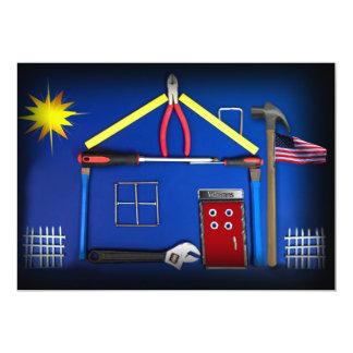 Tool House Open House - Veterans Card