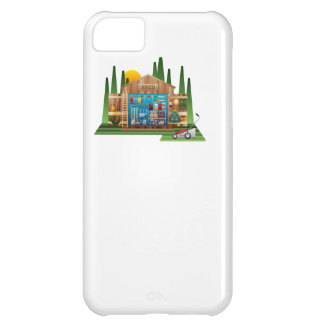 Tool Shed iPhone 5C Covers