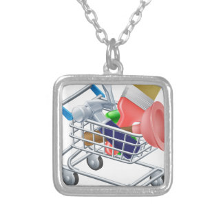 Tool trolley necklaces