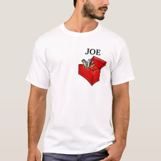 "TOOLBOX ""JOE"" THE HANDYMAN SHIRT TEMPLATE"