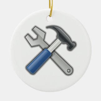Tools Christmas Ornament