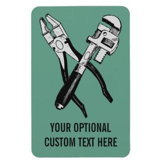 TOOLS custom text & color magnet
